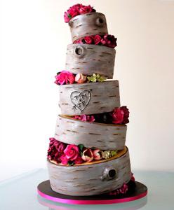Görülmemiş Düğün Pastası Fikirleri
