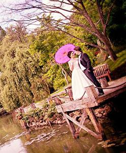 İstanbul'da Düğün Fotoğrafı için İdeal Mekanlar