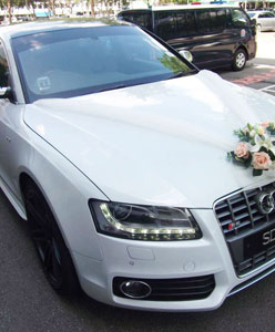 Düğün Arabasında En Yeni Modeller