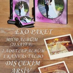 Düğün.com Çiftlerine Özel Eko Xl Paket %32 İndirimli!