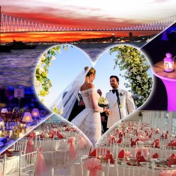 VIP Davet Paketleri̇nde 1250 TL Değeri̇nde Kına Organi̇zasyon Paketi̇ Hediye