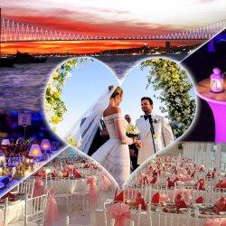 Vip Tekne Düğünlerinde 9 Taksit Fırsatı