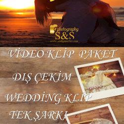 Düğün.com Çiftlerine Özel Video Klip %40 İndirimli!