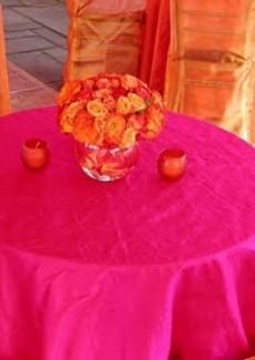 Turuncu düğünler