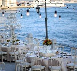 Mart ayına kadar gerçekleşecek düğünlerde 70 € + KDV ile başlayan fiyat avantajları!