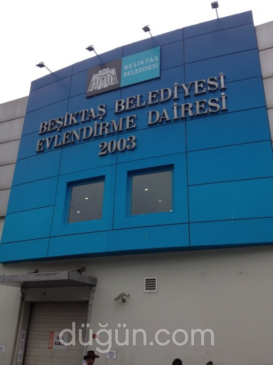 Beşiktaş Evlendirme Dairesi