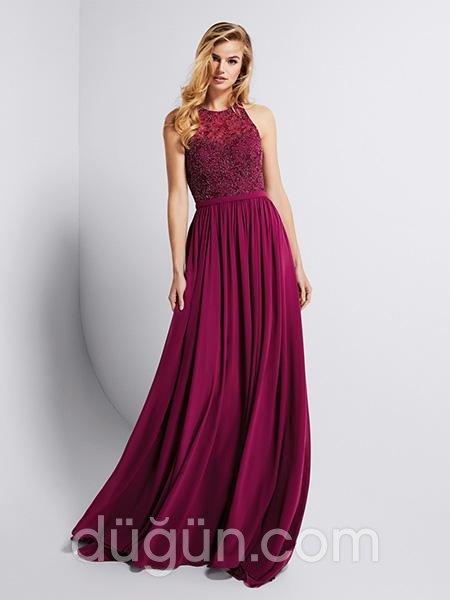06056da1785c8 Pronovias Abiye Modelleri ve Nişan Elbiseleri Koleksiyonu