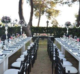 Hafta içi, iç veya dış mekan yemekli düğünlerde beyaz et menü kişi başı 30 TL!