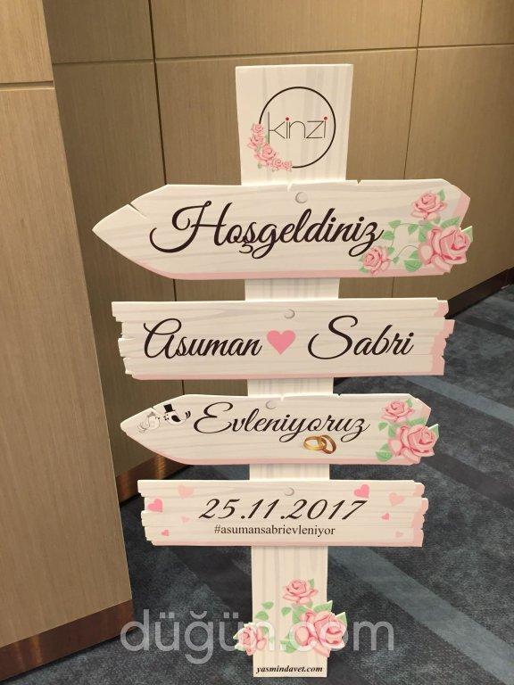 Yasmin Çiçekçilik Davet Organizasyon
