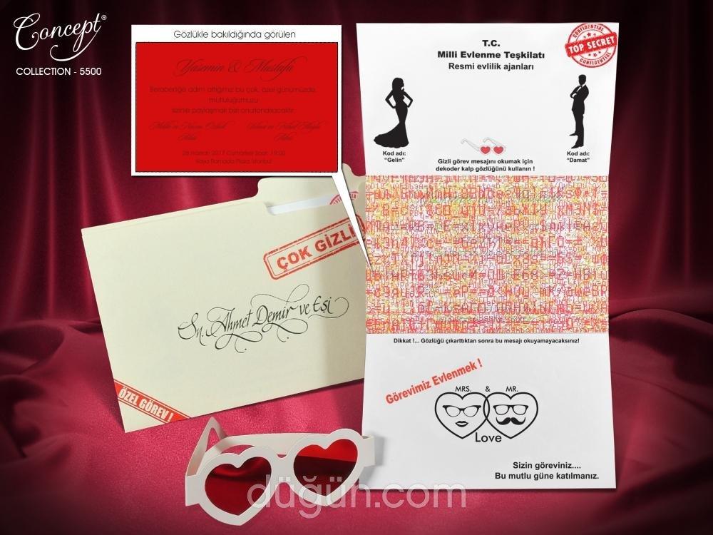 Sedef Cards Düğün Davetiyeleri