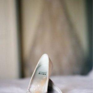 Dantelli Gelin Ayakkabıları