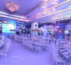 Elite World Business Hotel'de Düğününü Yapan Çiftlerimize Tiffany Sandalye Hediye!