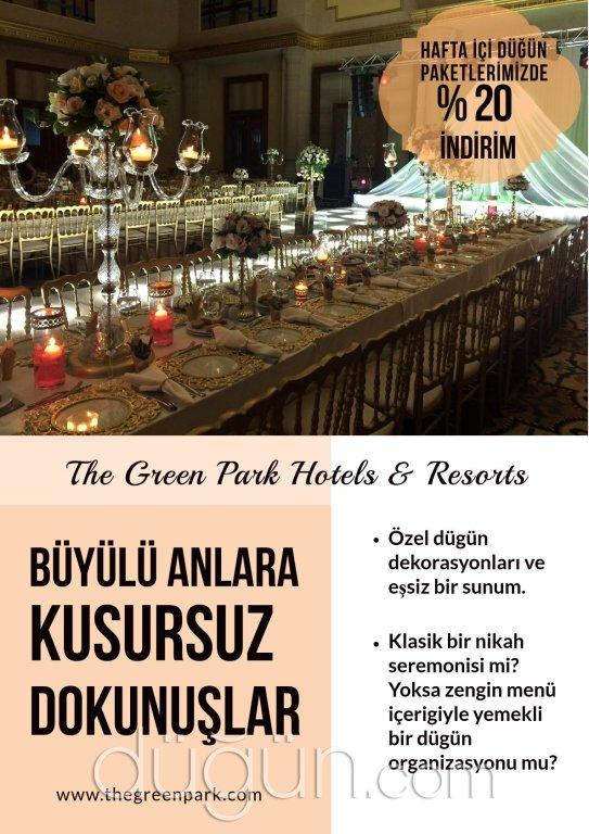 The Green Park Hotels Ankara