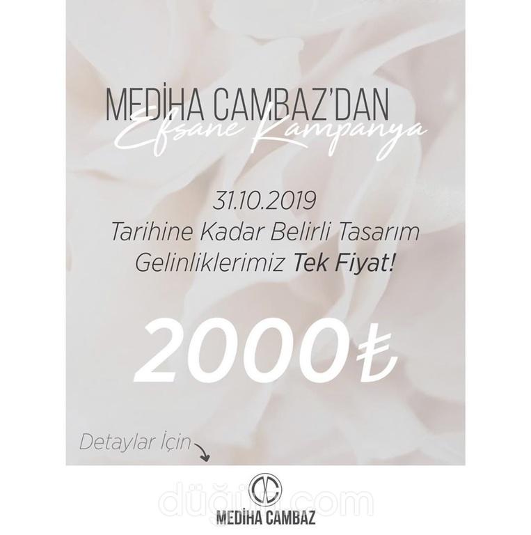 Mediha Cambaz Gelinlik Bursa