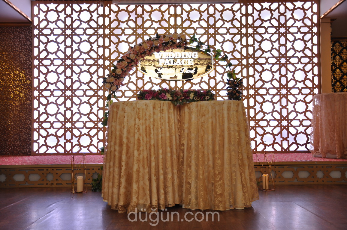 Wedding Palace Teras Balo Salonu