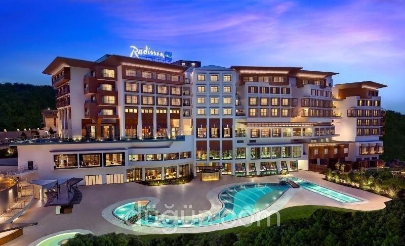 Radisson Blu Hotel & Spa İstanbul Tuzla