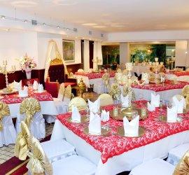 Düğün.com çiftlerine özel düğün organizasyonlarında 1 gece çift kişilik konaklama hediye!