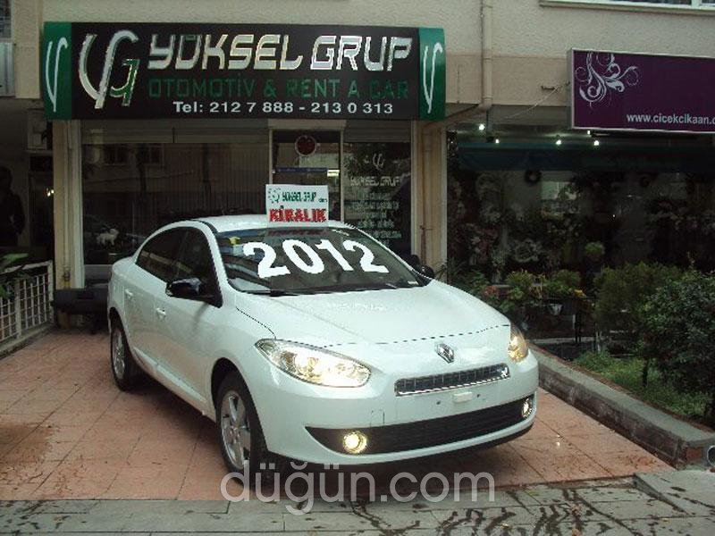 yuksel grup rent a car