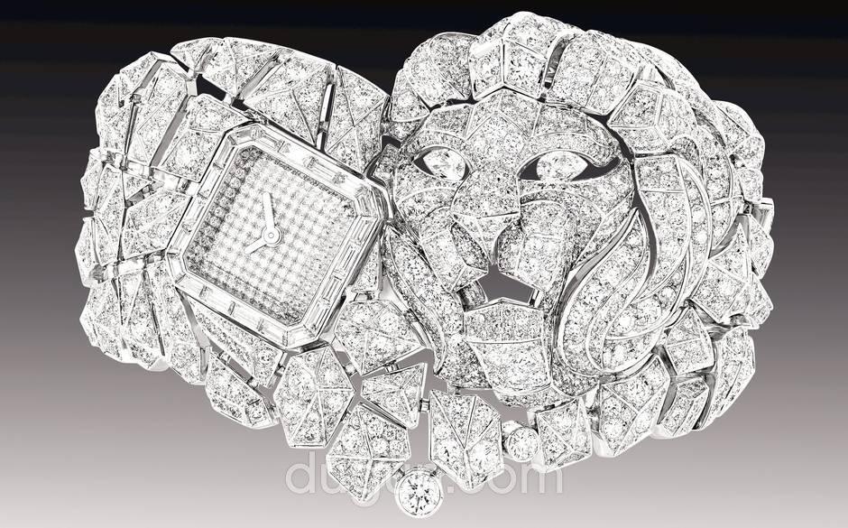 lion diamond