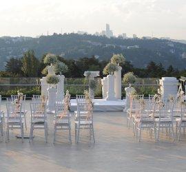 01 Ekim 2017-30 Nisan 2018 tarihleri arasında gerçekleşecek düğünler %31 indirimle 120 TL!