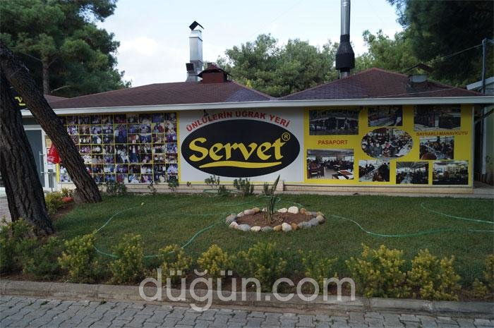 Servet'in Yeri Sarnıç
