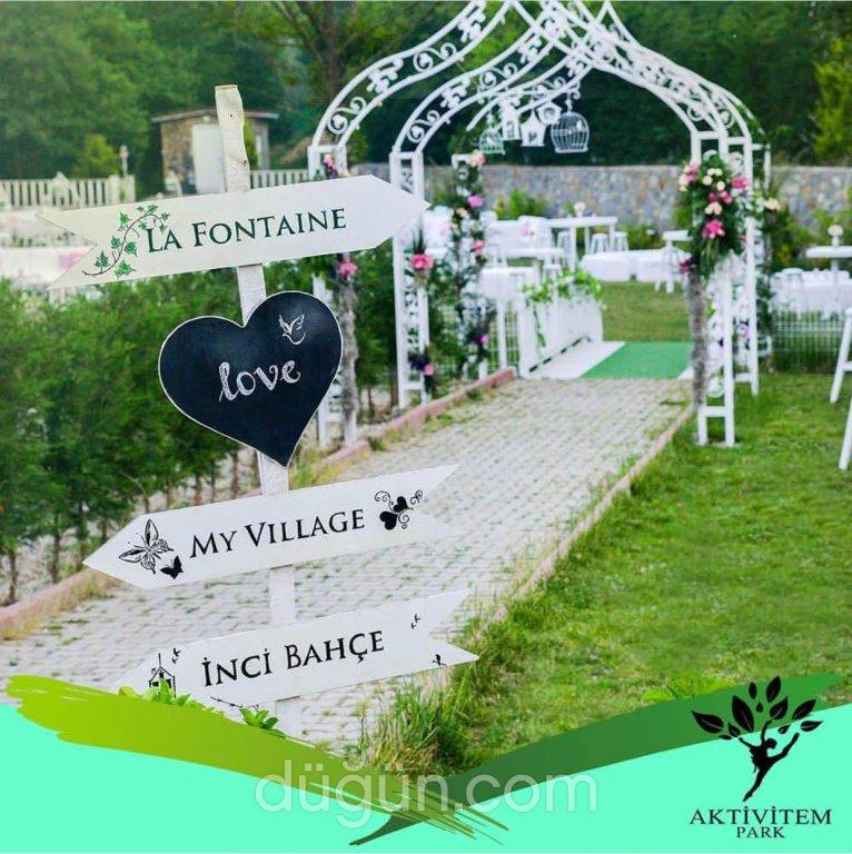 Aktivitem Park - La Fontaine Garden