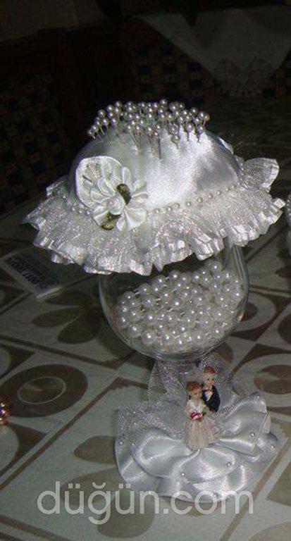 Müge Düğün aksesuarı