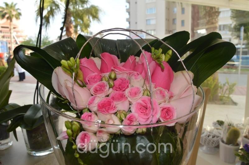 Çiçekçi Dükkanı