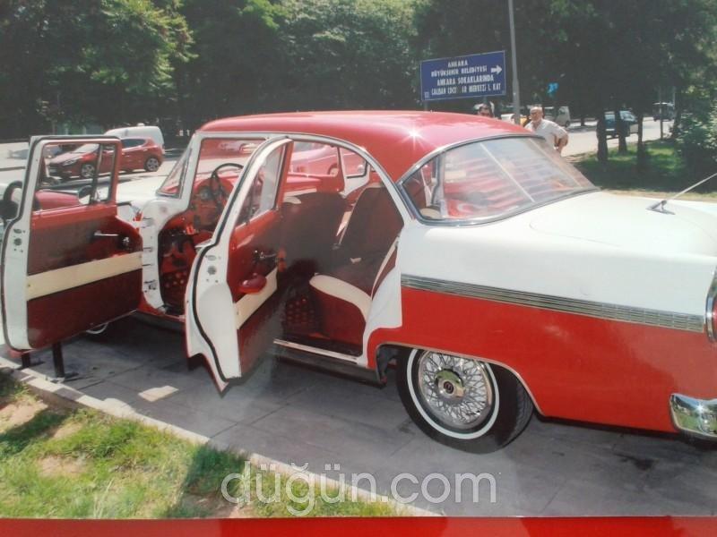 Üç Fidan Gelin Arabası
