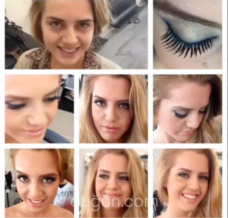 Make Up Artist Ceyda Kur