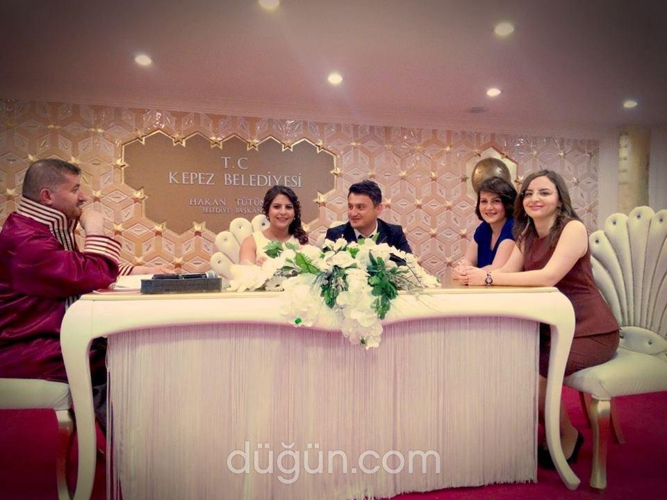 Kepez Belediyesi Düğün Salonu