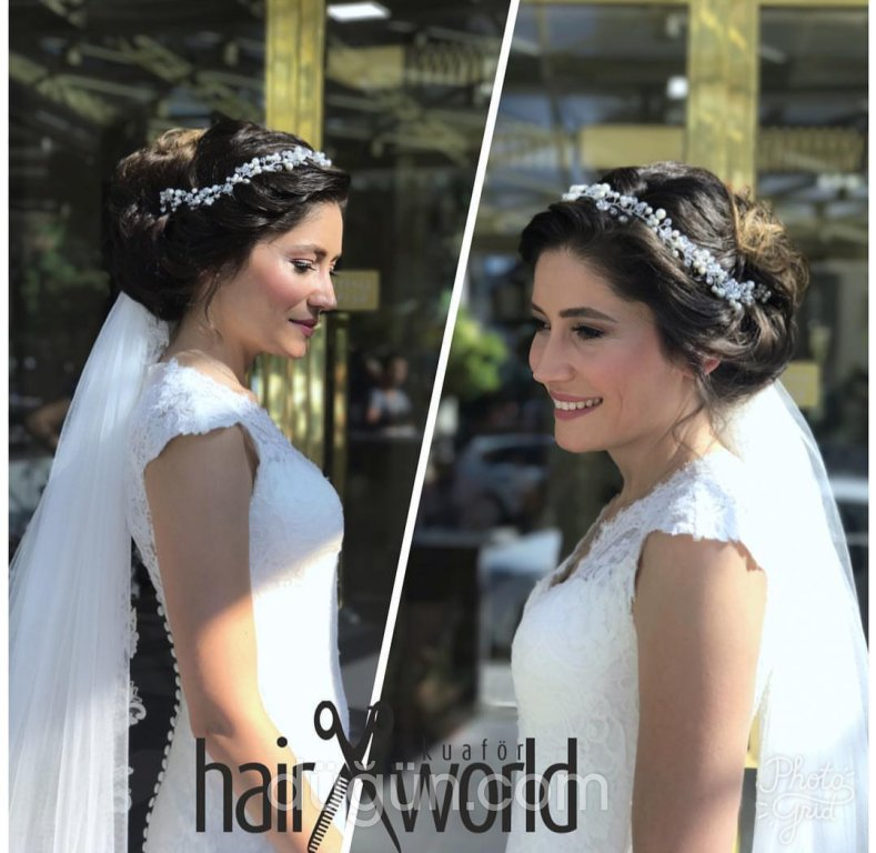 Hair World Levent Akan
