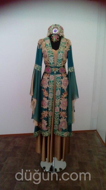 Simelya Kına Kıyafetleri