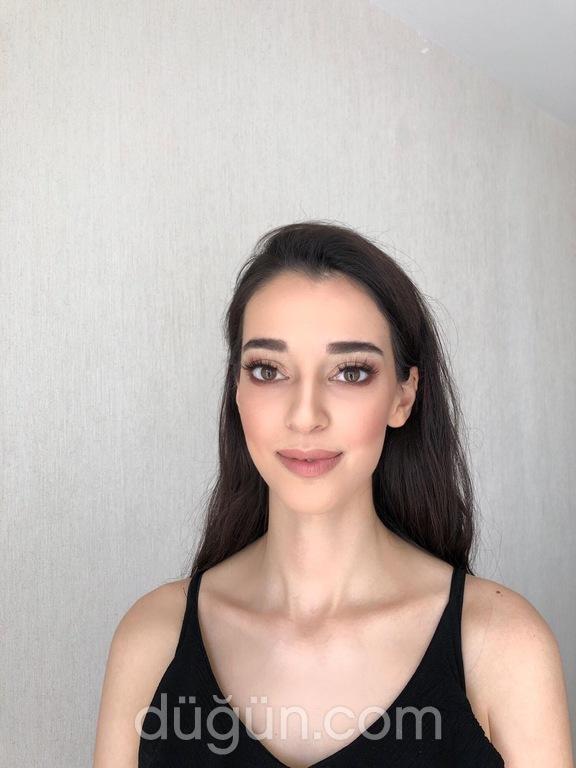 Özge Demir Make Up