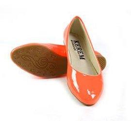 Kerem Duz ayakkabi