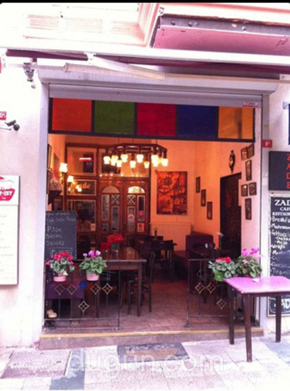 Zade Cafe