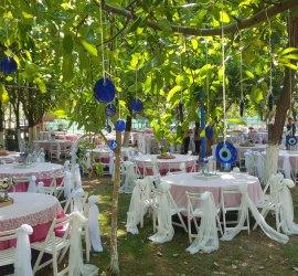 Şırıltı Restaurant Kır Düğün Salonu