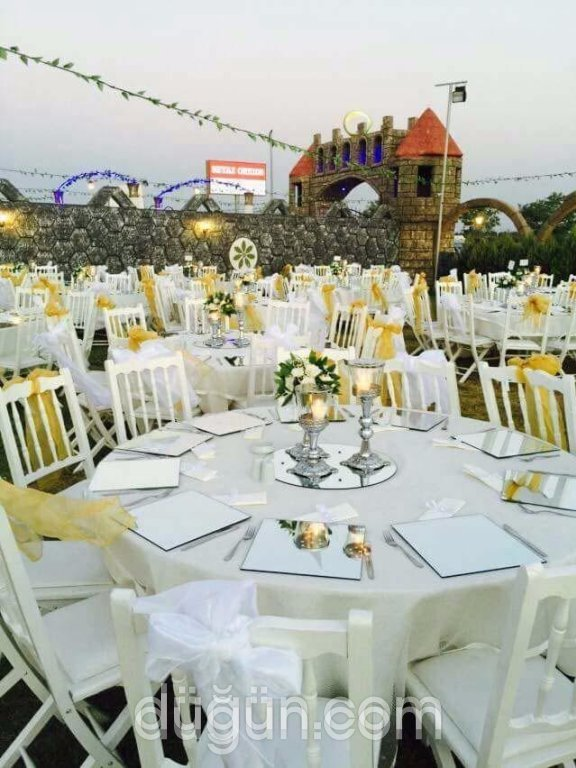 Beyaz Orkide Kır Düğün Bahçeleri