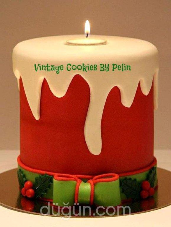 Vintage Cookies By Pelin