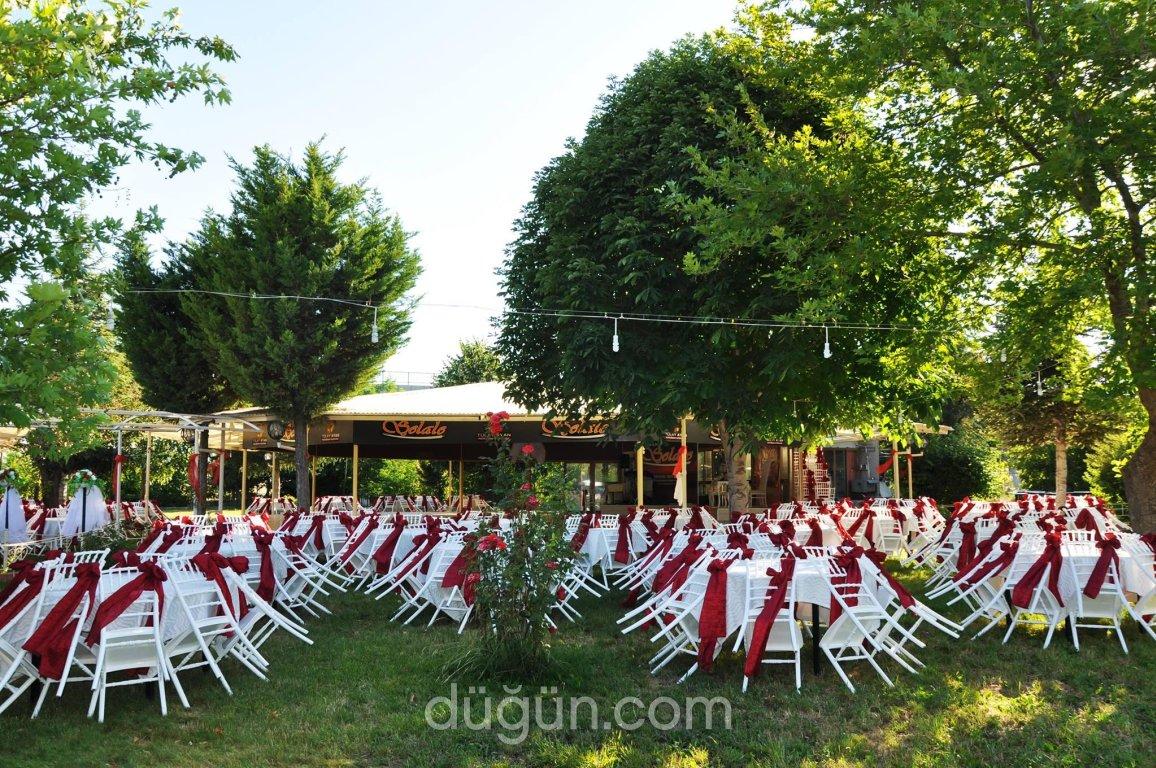 Örnek Şelale Kır Düğün Salonu