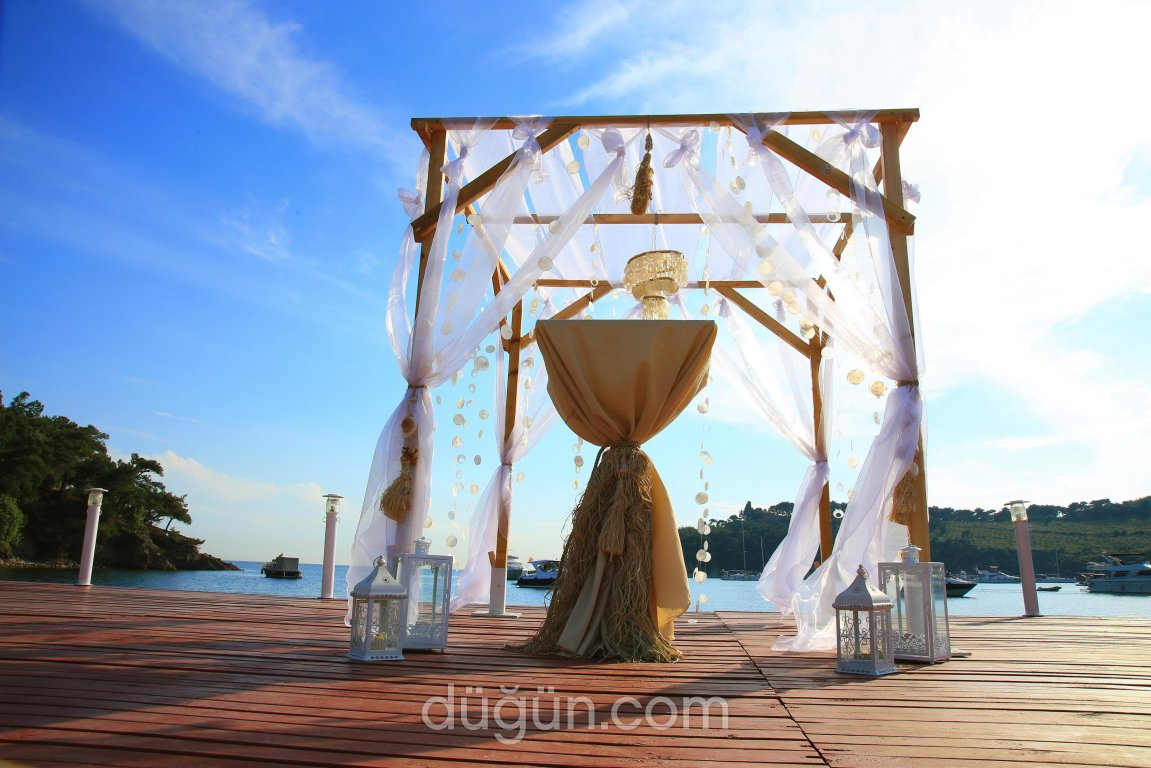 Ada Beach Wedding