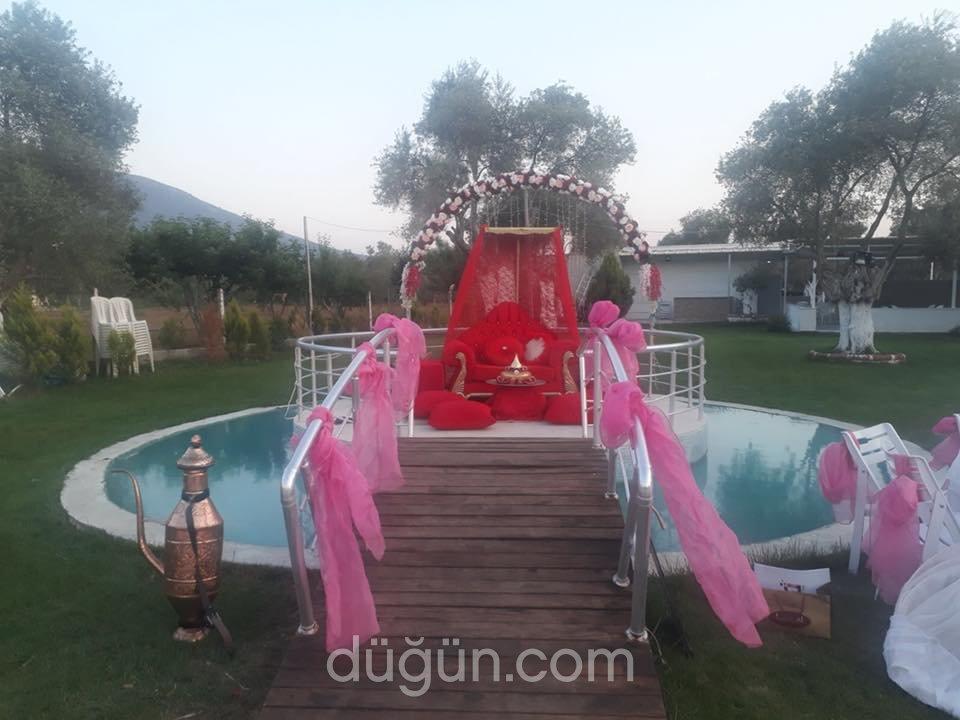 Özilkem Kır Düğün Bahçesi