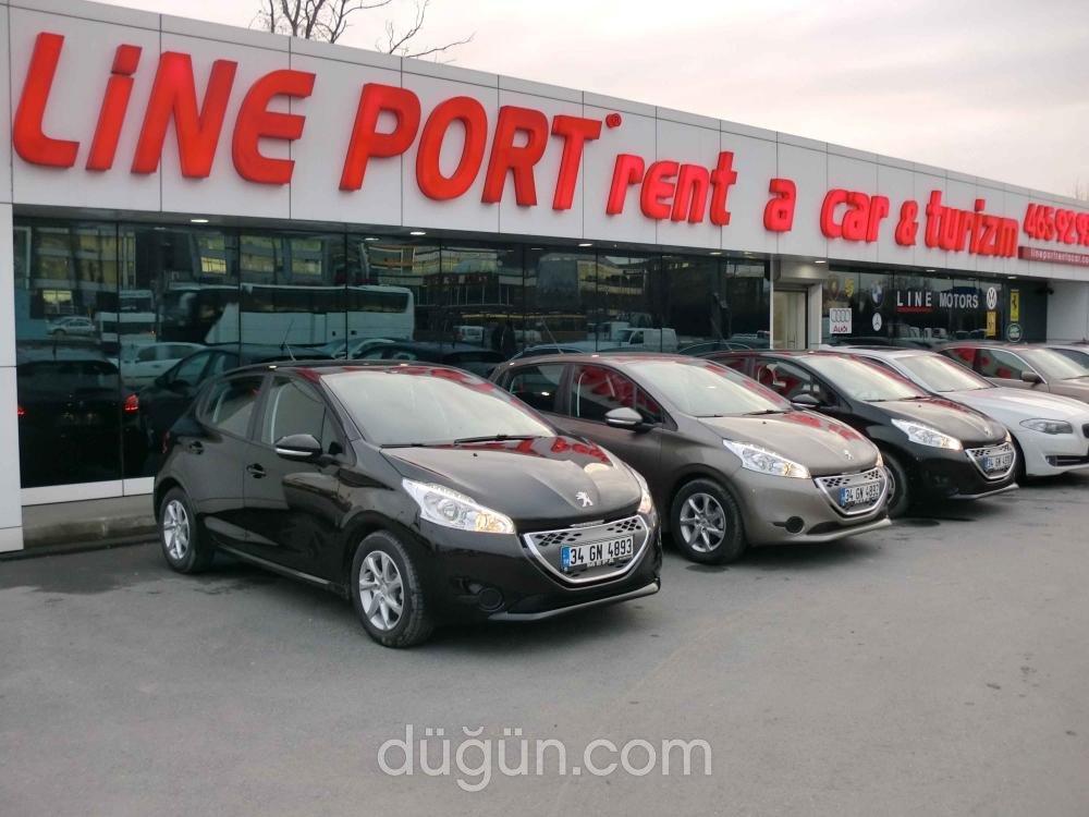 lineport araç kiralama