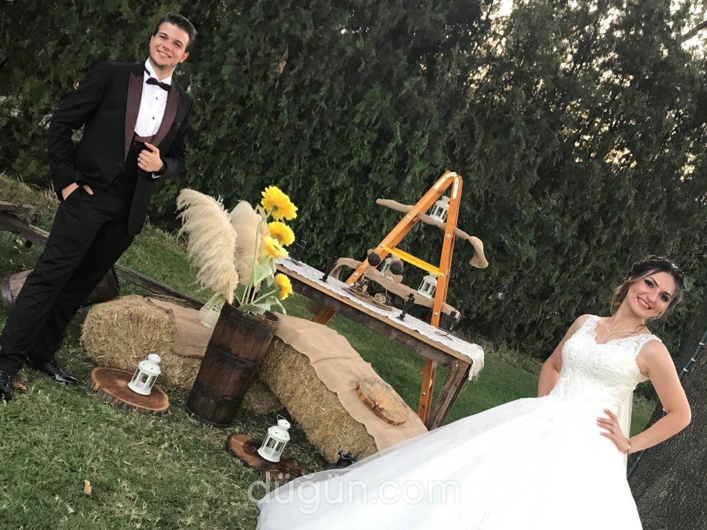 Düğünden önce stres atın