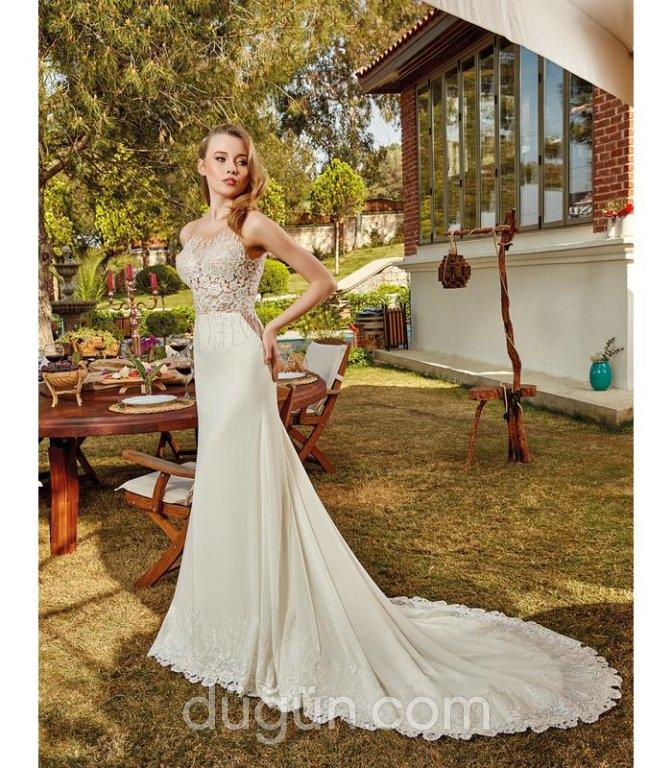 Gökçe Wedding Dress