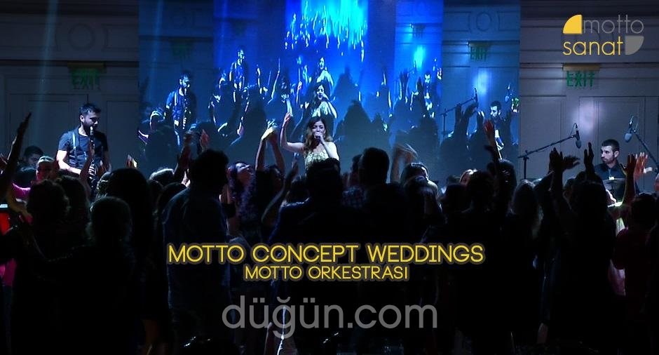Motto Concept Weddings