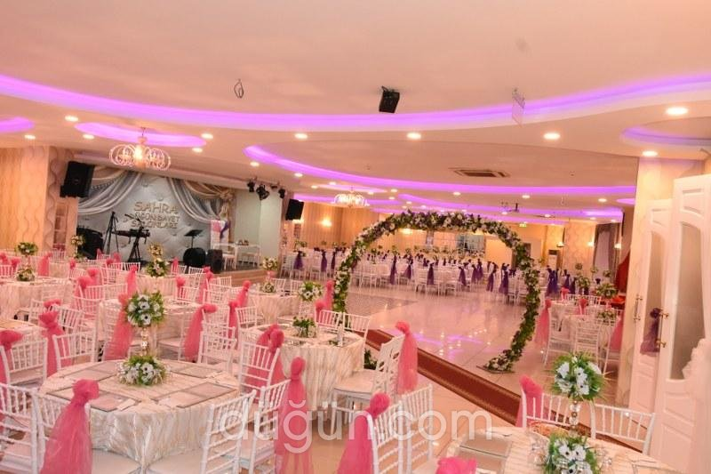 Sahra Düğün Davet Salonları