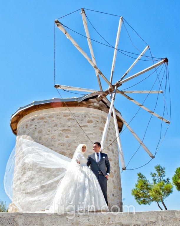 Bir Düğün Bir Hikaye (Flaş Foto)