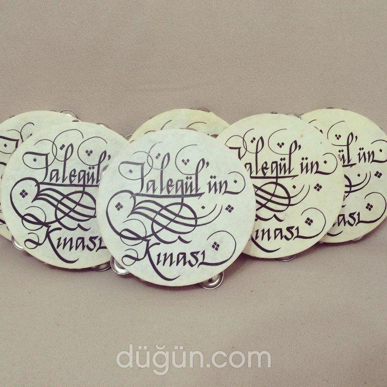 Gizemli Kaligrafi