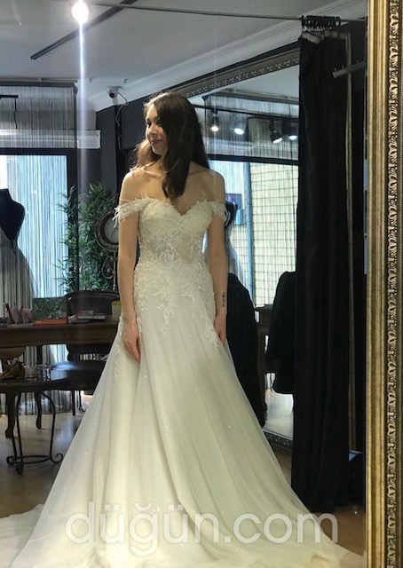 Elif Platin Haute Couture